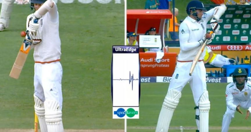 UltraEdge and Hawk-Eye technology in Cricket
